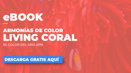 IDEAS PARA COMBINAR EL COLOR DEL AÑO LIVING CORAL